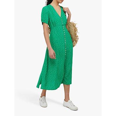 Monsoon Oliver Spot Dress