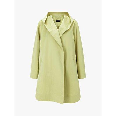 Four Seasons Hooded Wrap Coat