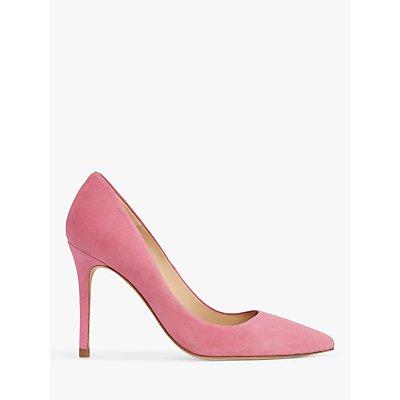 L.K.Bennett Flora Leather Stiletto Court Shoes