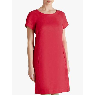 Fenn Wright Manson Anastasie Midi Dress, Raspberry
