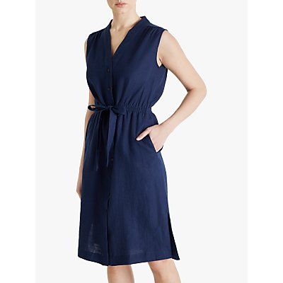 Fenn Wright Manson Albury Midi Dress, Navy