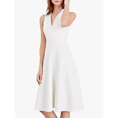 Damsel in a Dress Maralina Flared Dress, Ivory