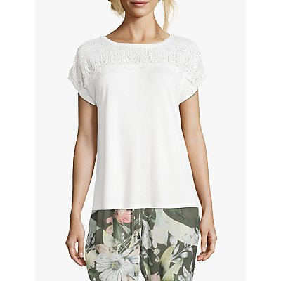 Betty Barclay Lace Panel Top