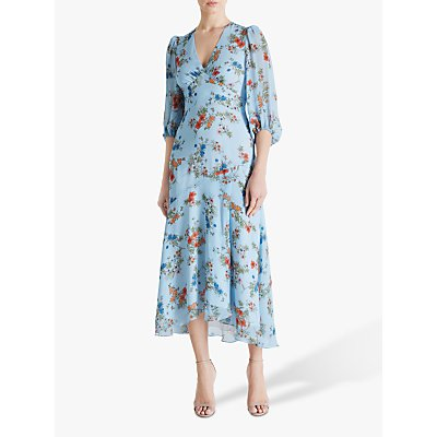 Fenn Wright Manson Amanda Holden Collection Fleur Dress, Trailing Floral