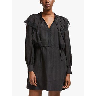 See By Chloé Sleeve Detail Dress, Black