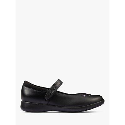 Clarks Children s Etch Bright Mary Jane School Shoes - 5050410648922