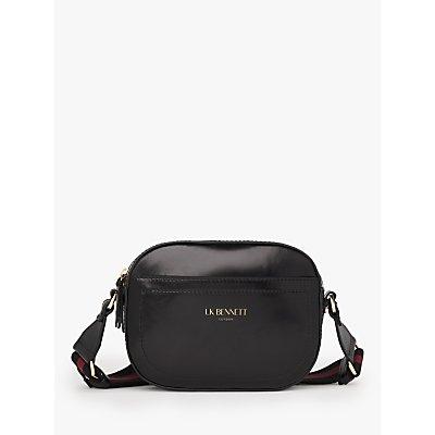 L.K.Bennett Maura Leather Oval Cross Body Bag