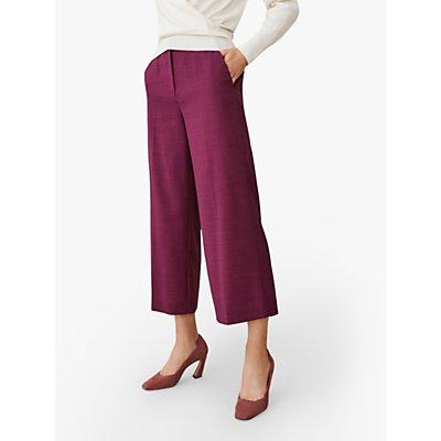 The Fold Delvino Culottes, Pink