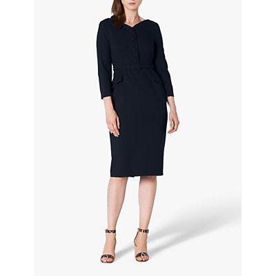 L.K.Bennett Peggy Tailored Midi Dress