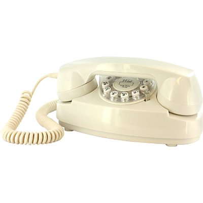 Wild & Wolf Princess Classic Corded Telephone