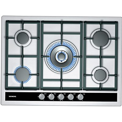 Siemens EC745RC90E Gas Hob  Stainless Steel 4242003428238