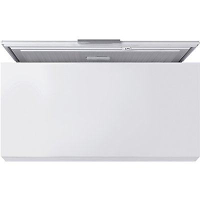John Lewis JLCH400 Chest Freezer  A  Energy Rating  134cm Wide  White - 7332543096299