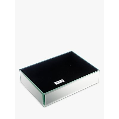 Stackers Glass Jewellery Box  1 Section - 5013648008029