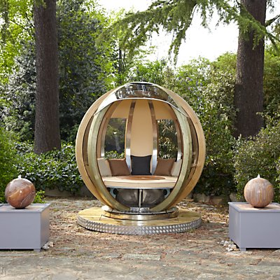 Farmer's Cottage Rotating Seated Garden Pod