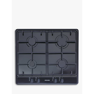 5052263008755 | Stoves SGH600C Gas Hob  Black