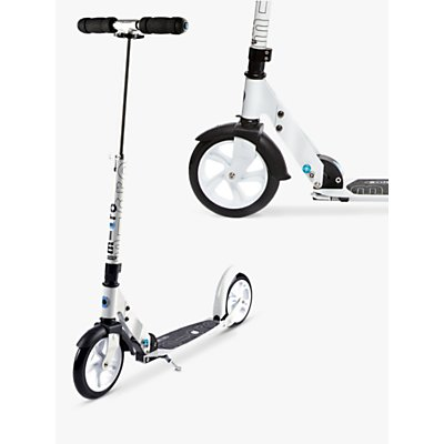 Micro Scooter, Adult, White