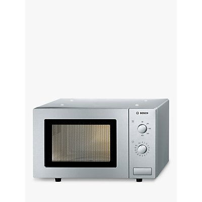 4242002469263 | Bosch HMT72M450B Microwave Oven  Brushed Steel