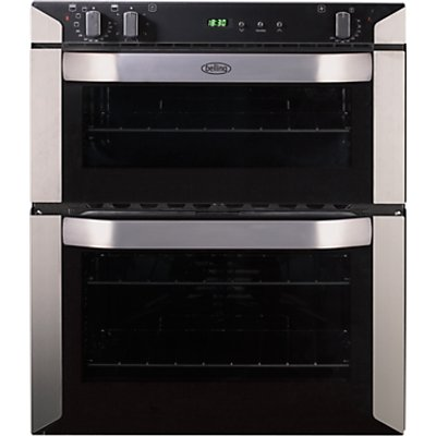 5034648495879 | Belling BI70FP double ovens  in Stainless Steel