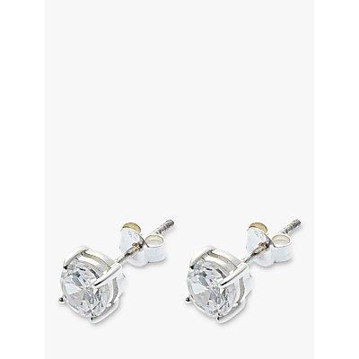 Nina Breddal Claw Set Cubic Zirconia Earrings - 27069967