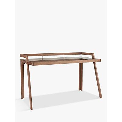 John Lewis Gazelle Desk  Walnut - 27761335