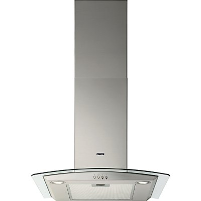 Zanussi ZHC6234X Chimney Cooker Hood  Stainless Steel - 7332543164301