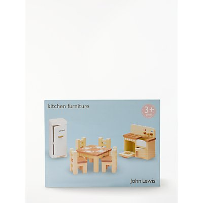 John Lewis & Partners Doll's House Accessories, Kitchen
