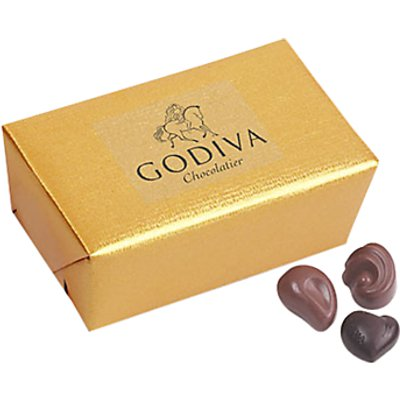 Godiva Ballotin Assorted Chocolate Box, 200g