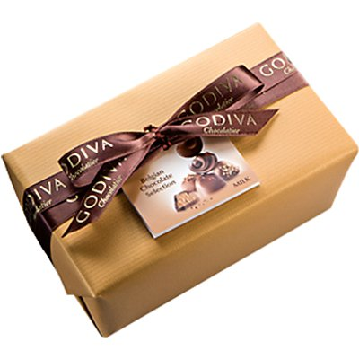 Godiva Ballotin Milk Chocolate Selection, 500g