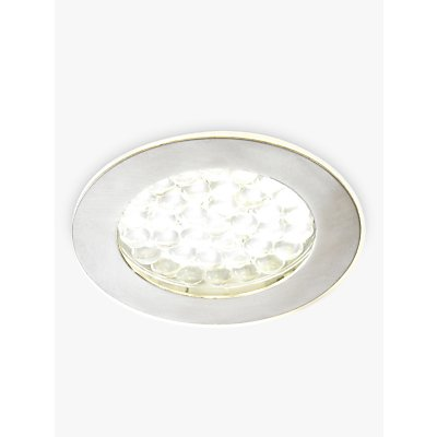 John Lewis & Partners Aura LED Surface Natural Light, 2 Pack