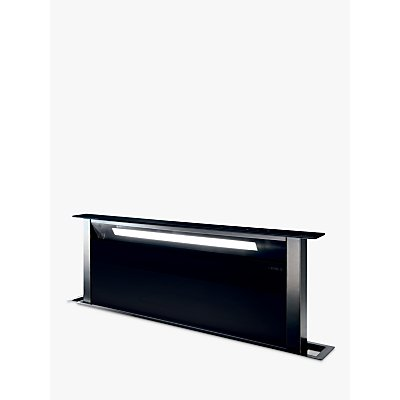 Elica Andante Downdraft Cooker Hood  Black - 8020283017610