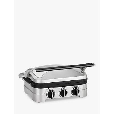 Cuisinart GR4CU Griddle & Grill