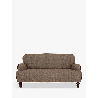Tetrad Harris Tweed Lewis Petite Sofa, Bracken/Tan