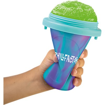 Chill Factor Slushy Maker Squeeze Cup, Assorted