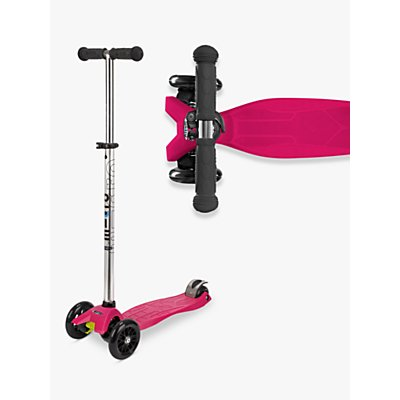 Maxi Micro Scooter, 6-12 years, Raspberry Pink
