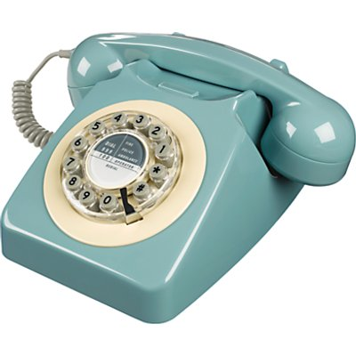 Wild & Wolf 746 1960s Corded Telephone