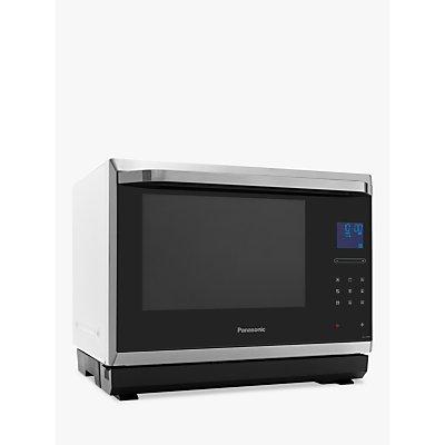 Panasonic NN-CF853WBPQ Combination Microwave Oven, Black/White