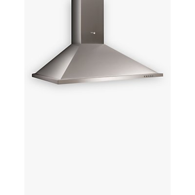 Elica Aqua Vitae 50 Chimney Cooker Hood  Stainless Steel - 8020283012936