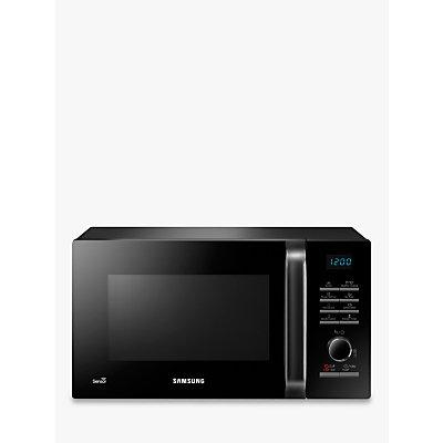 Samsung MS23H3125AK SOLO Microwave, Black