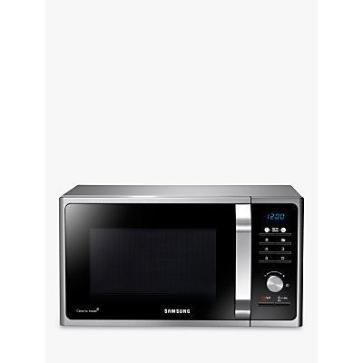 Samsung MS23F301TAS SOLO Microwave, Silver