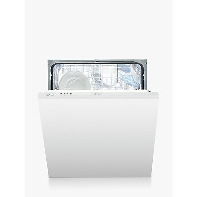 Indesit DIF04B1 dishwashers full size  in White - 8007842840506
