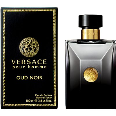 Versace Pour Homme Oud Noir Eau de Parfum  100ml - 8011003811274