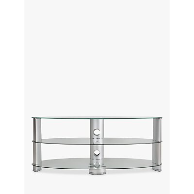 John Lewis & Partners 1200 Oval TV Stand for TVs up to 60