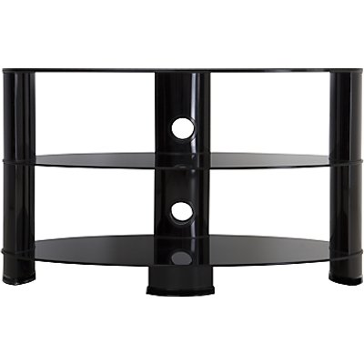 John Lewis & Partners 850 Oval TV Stand for TVs up to 40