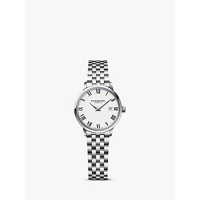 Raymond Weil 5988 ST 00300 Toccata Women s Stainless Steel Bracelet Watch  Silver - 7611784045335