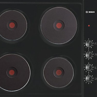 4242002319261 | Bosch NCT616C01 Sealed Plate Electric Hob  Black