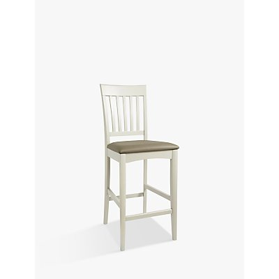 John Lewis Alba Bar Chair  Soft Grey - 20343132