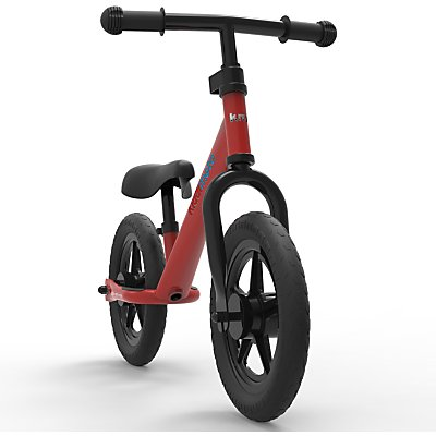Kiddimoto Super Junior Balance Bike, Red