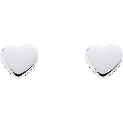 Ted Baker Harly Heart Stud Earrings - 5055336311073