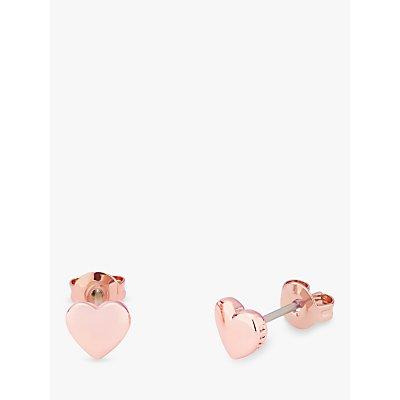 Ted Baker Harly Heart Stud Earrings - 5055336311097