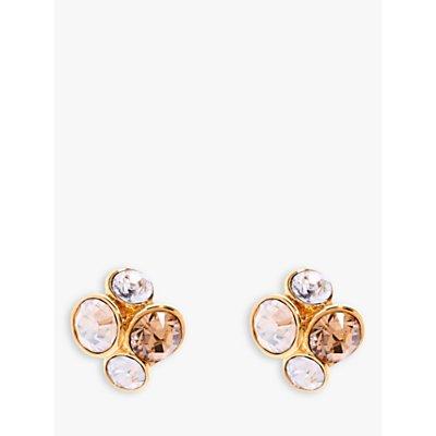 Ted Baker Lynda Swarovski Crystal Cluster Stud Earrings - 5055336303788